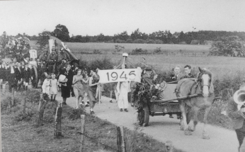 De bevrijding van Arnhem © indebuurt.nl, Gelders archief