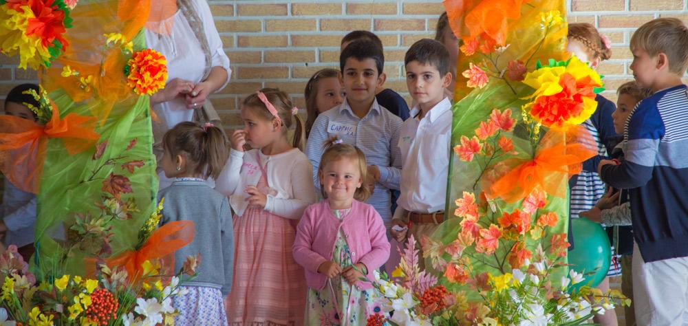 Russische school Matrjoshka