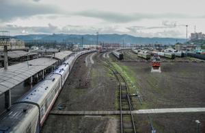 Station Krasnojarsk