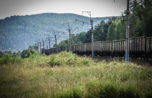 Lange trein