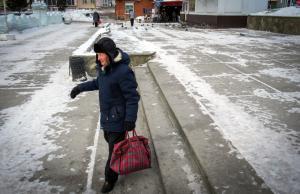 """""""Ушанка"""" (oesjanka), typisch Russische wintermuts"""