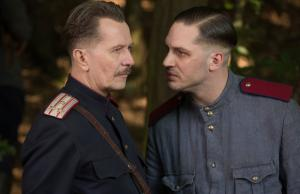 Gary Oldman en Tom Hardy in Child 44