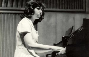 De eregast van de avond Elena Kuschnerova (Conservatorium van Moskou, 1981)