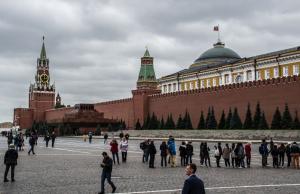 Het Kremlin, Moskou