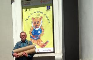 "Leo Reijnders, ""Go Tell It To The Ear Of The Bear"", Sint-Petersburg, 2-16 juni"