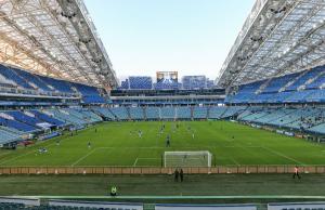 Stadion Fisht, Sochi © pfcsochi.ru