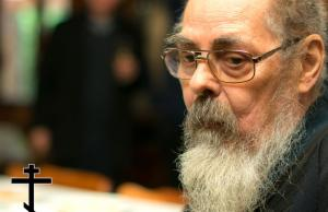Archimandriet Thomas (21 september 1950 - 11 januari 2019)