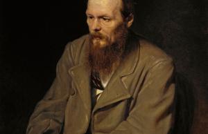 Portret van Fjodor Dostojevski door Vasili Perov, 1872