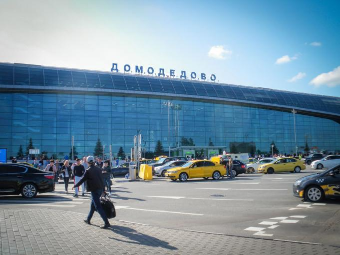 Luchthaven Domodedovo, Moskou