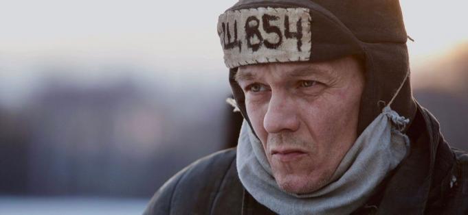 Een beeld uit Een dag van Ivan Denisovitsj, een nieuwe verfilming van het boek door Gleb Panfilov