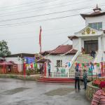 Boeddhistische tempel, Kyzyl